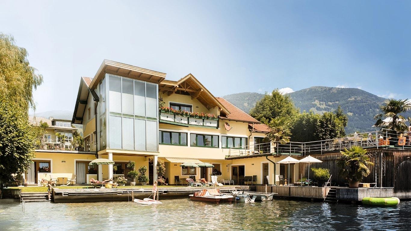 Seehaus Schirg am Millstätter See