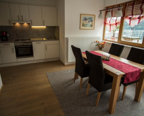 Ferienwohnung Küche ferienwohnung zwei seehaus schirg