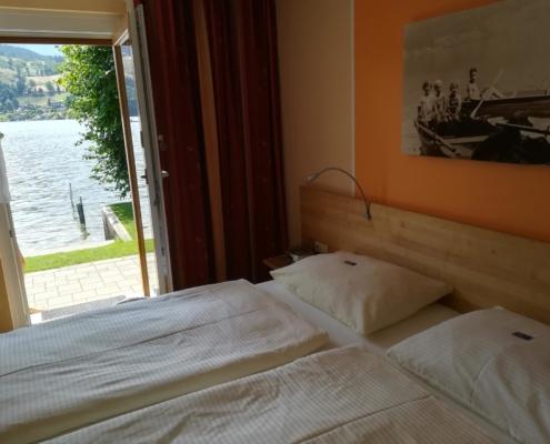 Zimmer neun Seehaus Schirg