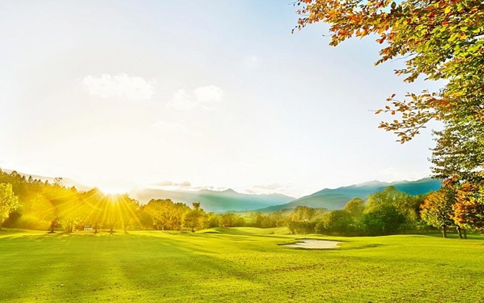 Golf am See
